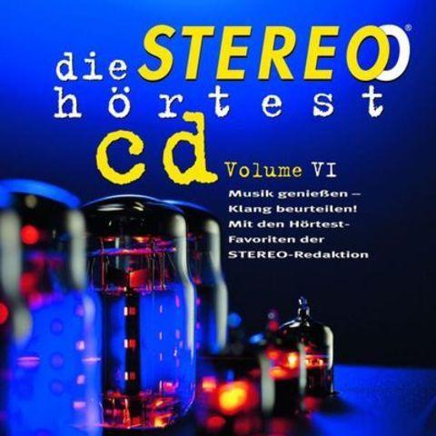 Inakustik CD, Die Stereo Hortest CD, Vol. VI, 0167925