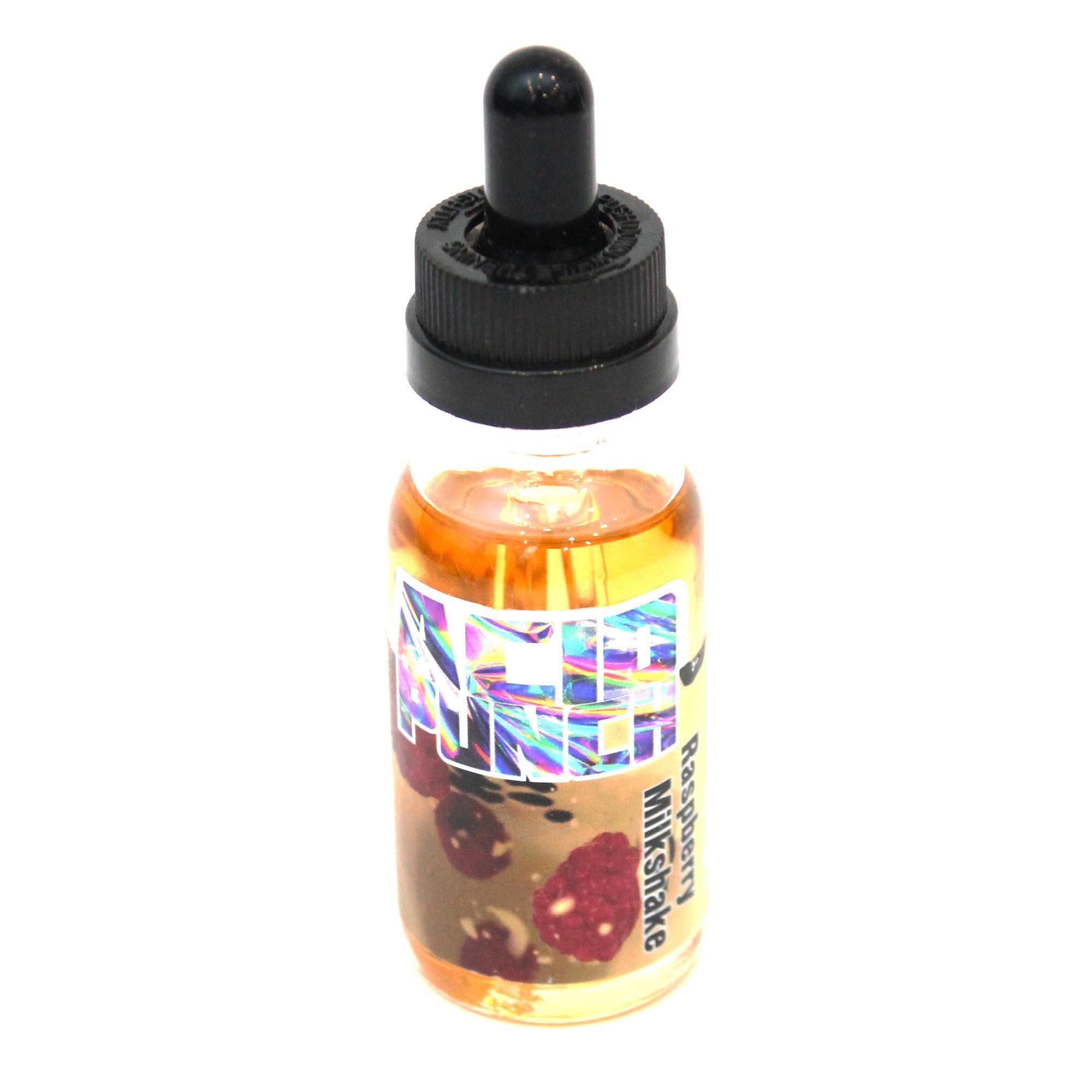 Жидкость Acid Punch Raspberry Milkshake