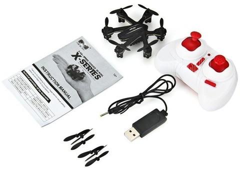 Радиоуправляемый гексакоптер MJX X901 Black с 3D-переворотами