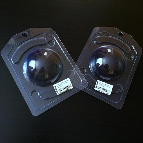 Пластиковая форма для шоколада дет. ПОЛУСФЕРА 3D 3Д 2в1 диаметр 70мм