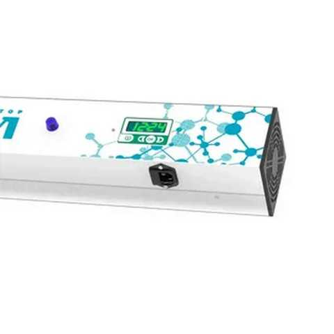 Облучатель бактерицидный рециркуляторный ОБНР 2х15 «Кристалл»