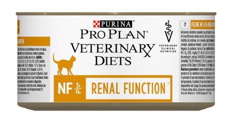 Purina Pro Plan Veterinary Diets NF Renal Function консервы для кошек при патологии почек, с курицей, 195 г