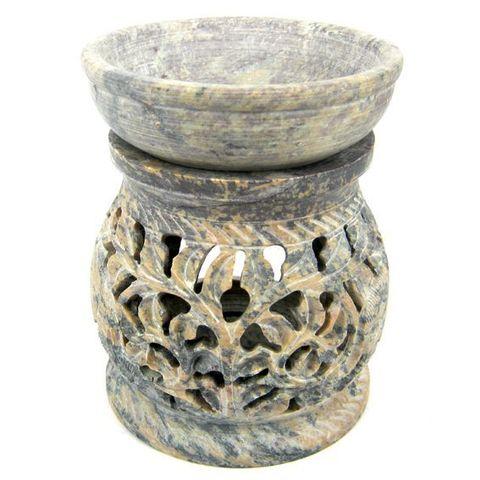 Аромалампа Stone камень, 11 см