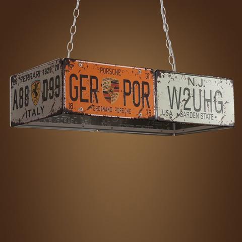 Подвесной светильник 1087 by Art Retro