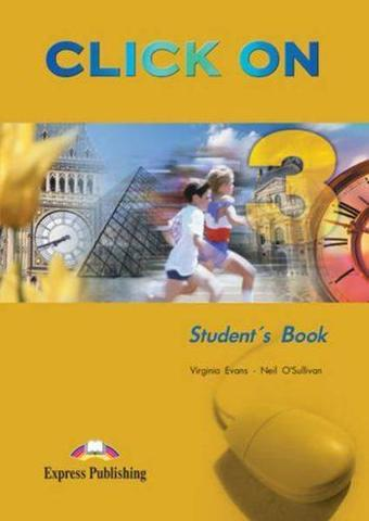 Click On 3. Student's Book. Pre-Intermediate. Учебник