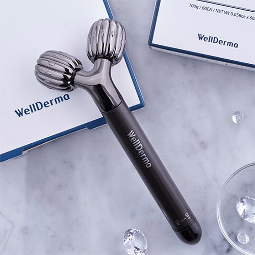 Wellderma Face Lifting Vibrating Roller