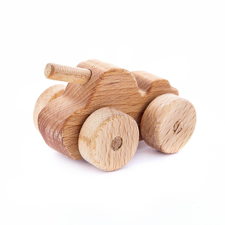 Деревянная развивающая игрушка в ассортименте  Машинка