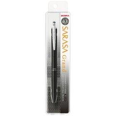 Ручка Zebra Sarasa Grand (чёрная 0,5 мм)