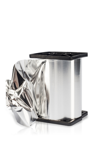 Star Struck Silver   Фольга в рулоне (488 м) фото 2