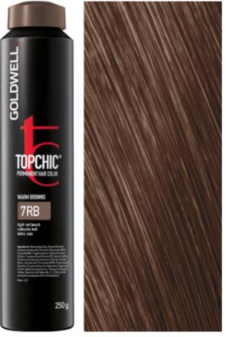 Topchic 7RB светло-красный бук TC 250ml