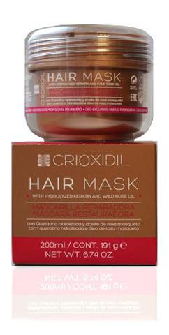 Маска для сухих и поврежденных волос,CRIOXIDIL,200 мл.