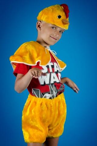 Карнавальный костюм Цыплёнок
