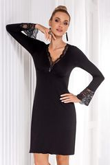 Stella II nightdress Black