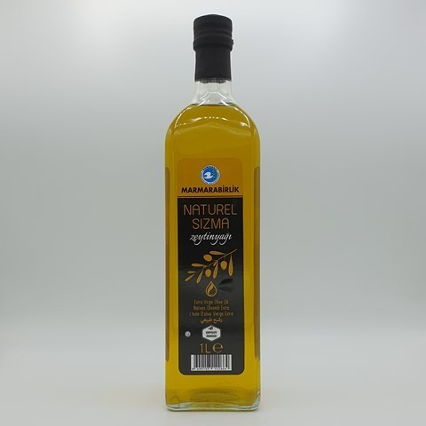Масло оливковое первый холодный отжим Extra Virgin MARMARABIRLIK, 1л