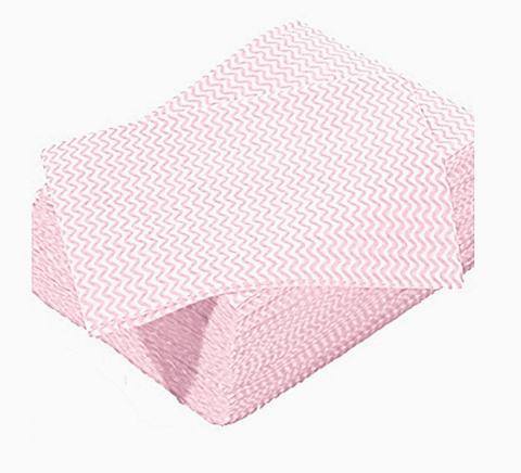 Полотенце 35х70 Спанлейс 40г/м2 non stop 50 шт (розовый)