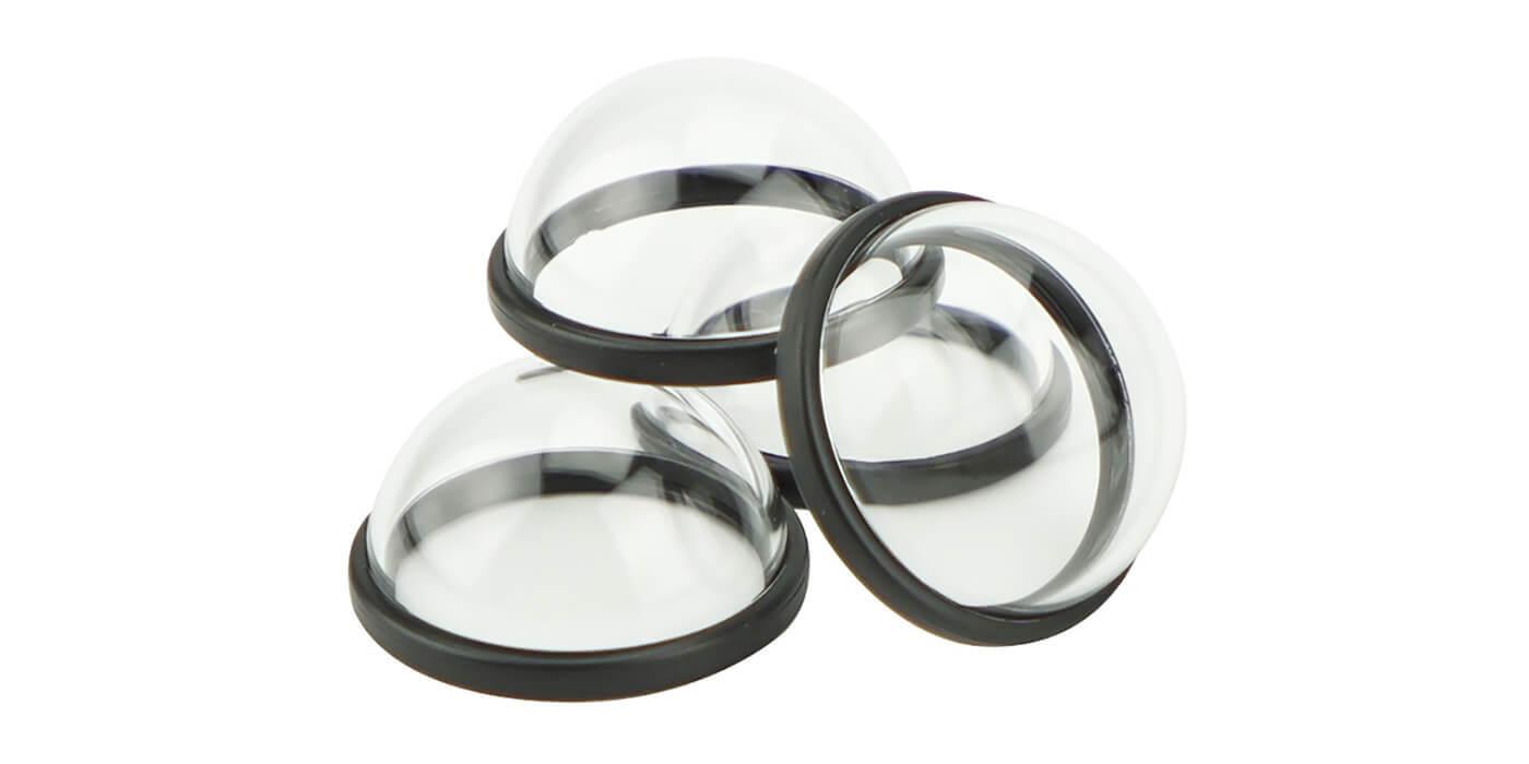 Набор защитных линз для GoPro MAX Replacement Protective Lens