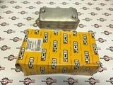 Маслоохладитель теплообменник JCB 3cx 4cx оригинал 320/04138