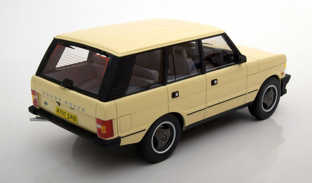 Коллекционная модель Range Rover Serie 1 1986 Savana Beige