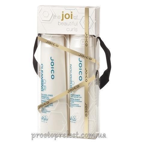 Joico Curl Gift Pack Набір подарунковий для кучерявого волосся