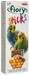 Палочки для попугаев FIORY Sticks, с медом