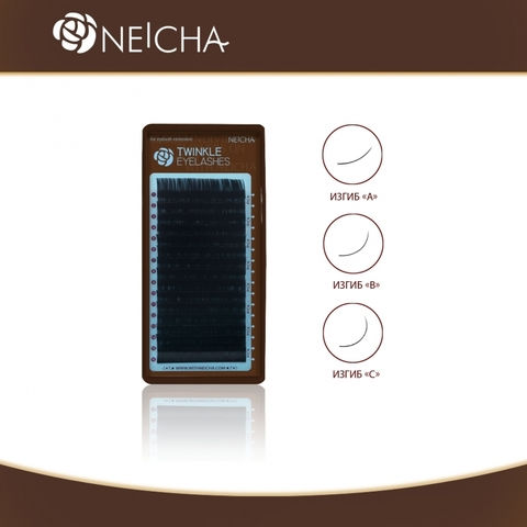 Ресницы NEICHA