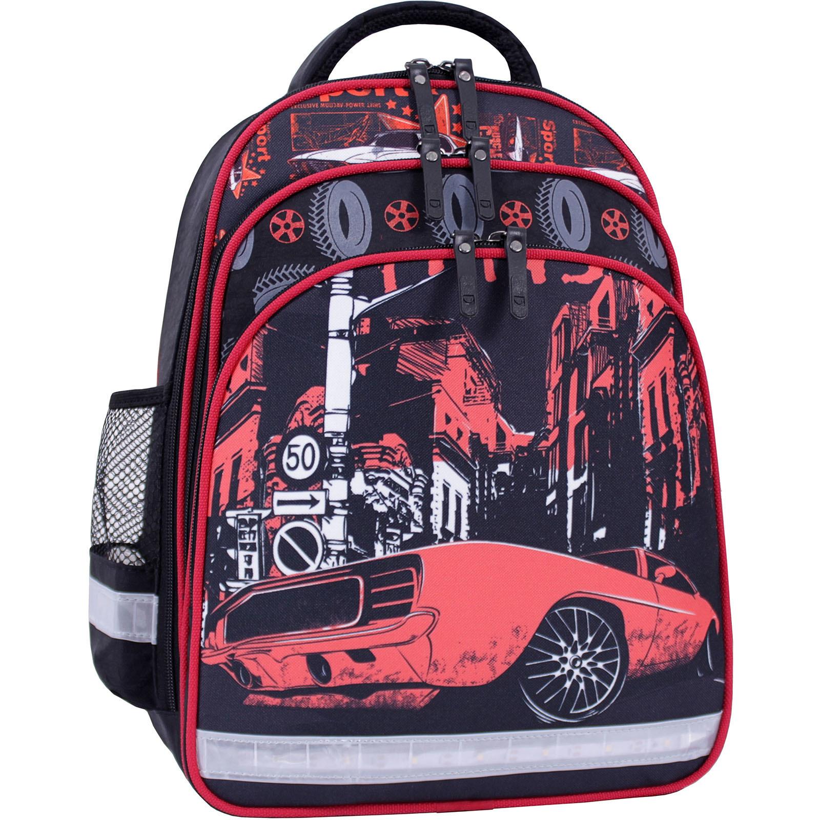 Детские рюкзаки Рюкзак школьный Bagland Mouse черный 568 (0051370) IMG_9704_суб.568_.JPG