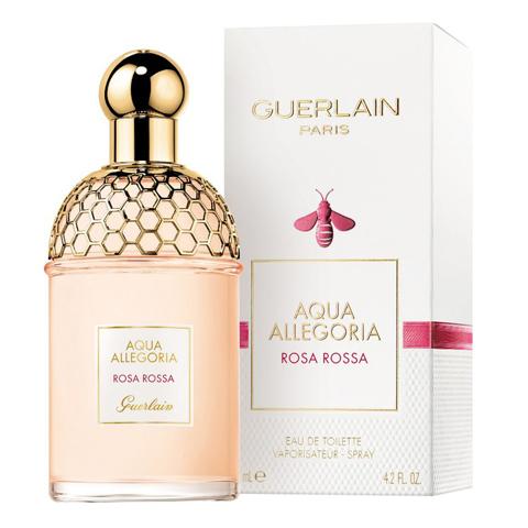 Guerlain: Aqua Allegoria Rosa Rossa женская туалетная вода edt, 75мл