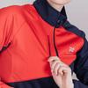 Утеплённый женский лыжный костюм Nordski Premium Blueberry-Red W