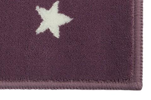 Ковер Lorena Canals Stars Purple (120 x 160)