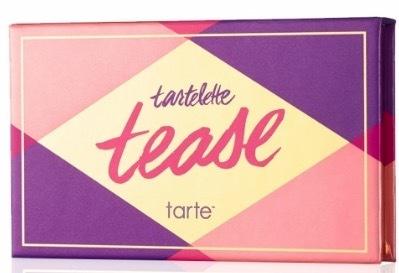Tarte Tartelette Tease Clay палетка теней