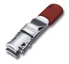 Брелок-кусачки Victorinox, 5,9 мм, красный