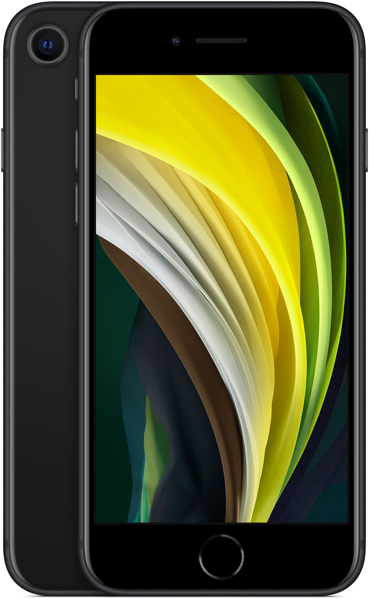 iPhone SE 2020 Apple iPhone SE 2020 64gb Черный black1.jpg
