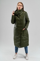 Пальто Белфаст хаки