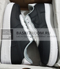 Nike Air Force 1 Low 'Black/White/Grey' (Фото в живую)