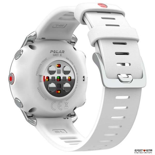 Polar Grit X White HR H10