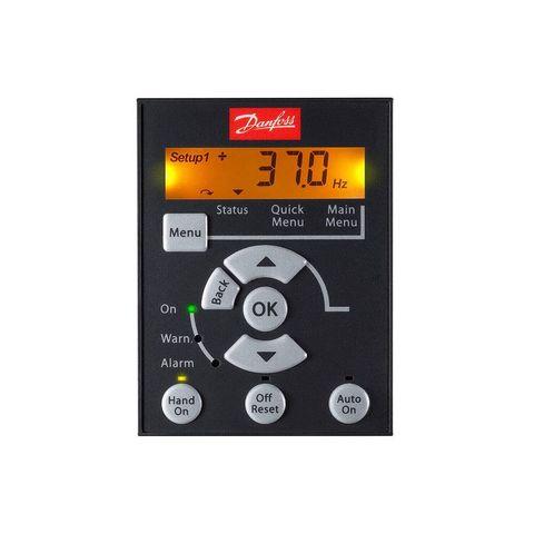 Панель без потенциометра Danfoss VLT IP54, 132B0100 для частотного преобразователя