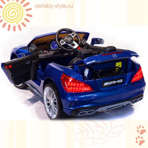 "Электромобиль Mercedes-Benz ""XMX602 SL65 AMG"""