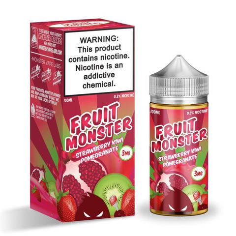 Жидкость Fruit Monster 100 мл Strawberry Kiwi Pomegranat