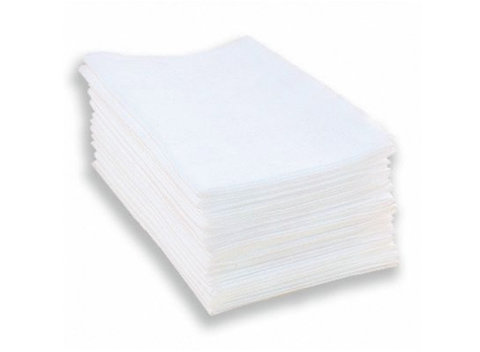Полотенце спанлейс 45х90см   белый 50 шт/инд.сл