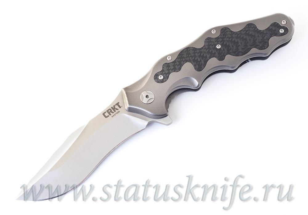 Нож CRKT K210CFXP Ken Onion Motley Flipper