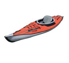 Day Touring Advancedframe® inflatable kayak, single
