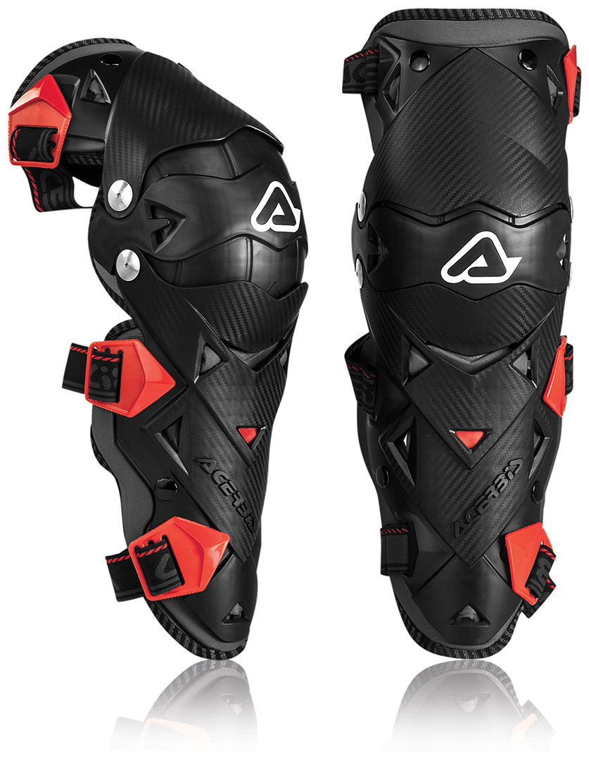 ACERBIS IMPACT EVO 3.0 black/red
