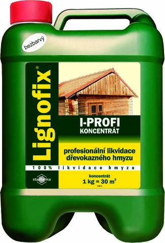 Антижук для древесины Lignofix I-Profi 5 кг на 150м2, концентрат