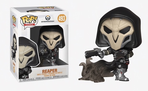 Overwatch - Reaper Funko Pop! Vinyl Figure || Овервотч - Жнец