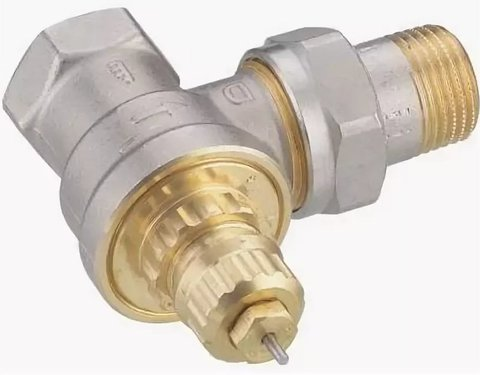 Клапан термостатический RTR-G угловой 1/2