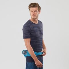 Сумка для бега с флягой Salomon Sensibelt Vivid Blue - 2