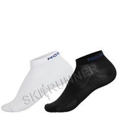 Комплект Беговых Носков Nordski Run Black-White