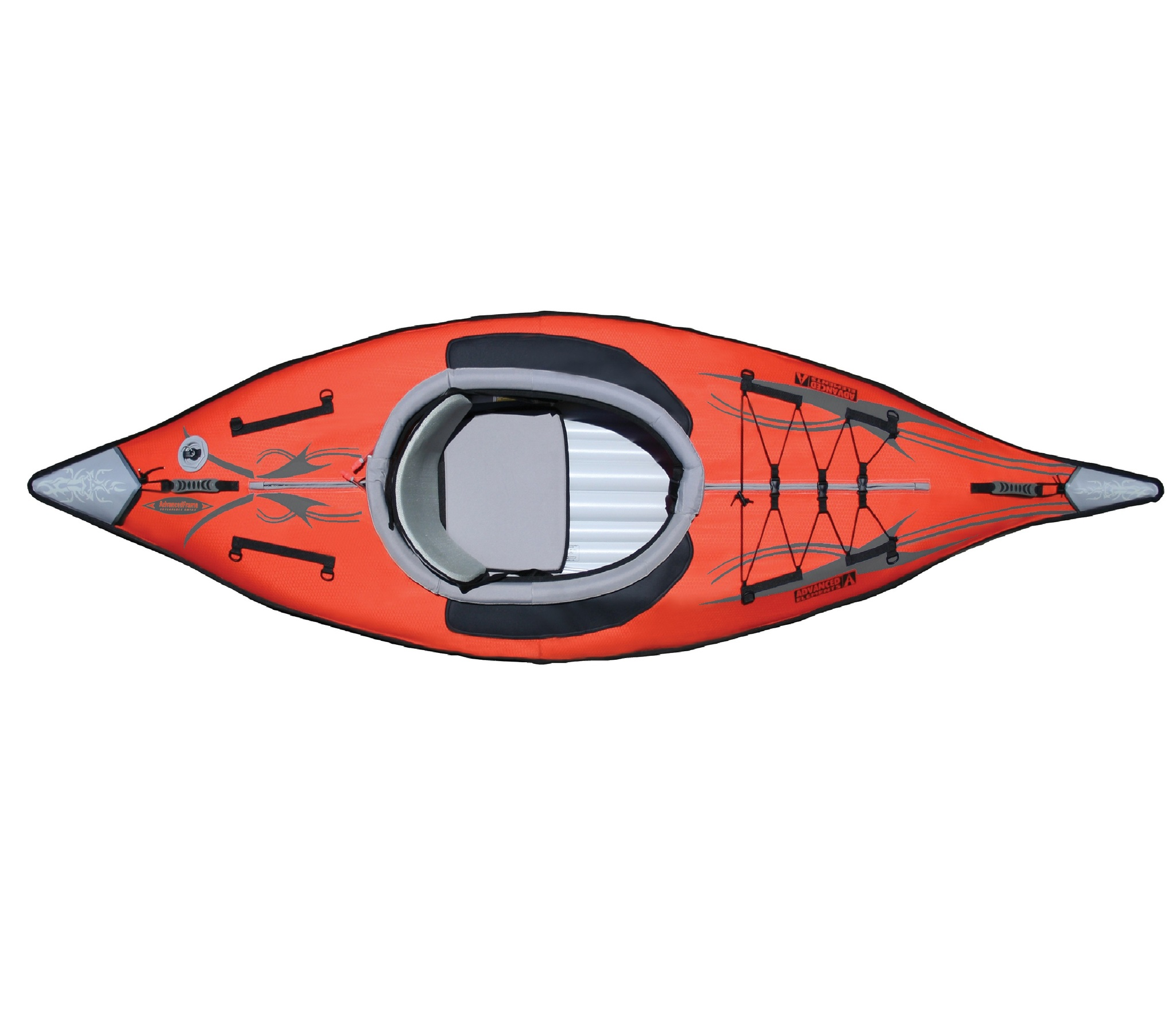 Day Touring Advancedframe® inflatable kayak, single