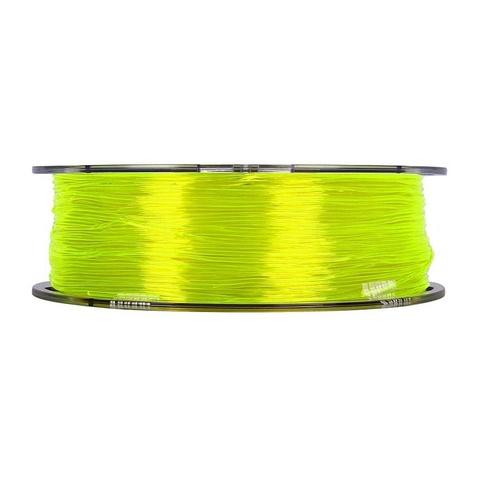 ESUN eTPU95A, 1.75 мм, 1 кг, прозрачно-желтый