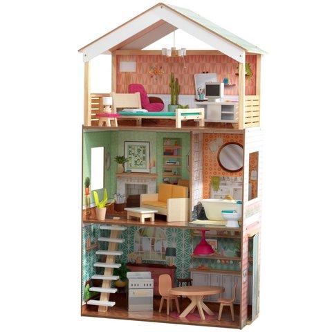 KidKraft Дотти - кукольный домик с мебелью 65965_KE